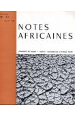 Notes Africaines - 111