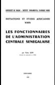 Les fonctionnaires de l'Administration centrale sénégalaise