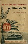 Une Religieuse Missionnaire - De la Côte des Esclaves aux Rives du Nil