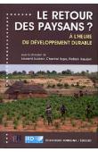 AUCLAIR Laurent, ASPE Chantal, BAUDOT Patrick (sous la direction de) - Le retour des paysans ? A l'heure du développement durable