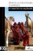Organisation Internationale GIPTA / IWGIA France - Peuples autochtones d'Afrique et objectifs du millénaire