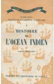 TOUSSAINT Auguste - Histoire de l'Océan indien