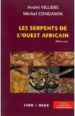 VILLIERS André - Les serpents de l'Ouest Africain. Edition 2005