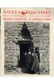 La parure chez les femmes peul du bas Sénégal / Un peintre colonial méconnu: Edouard Nousveaux / Note d'histoire sur Rufisque d'après quelques textes anciens, etc..
