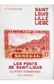 THILMANS Guy - Les ponts de Saint-Louis. N° 2:  Le pont Faidherbe