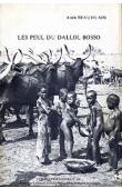 Etudes Nigériennes - 42 / BEAUVILAIN Alain - Les Peuls du Dallol Bosso