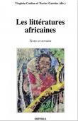 COULON Virginia, GARNIER Xavier - Les littératures africaines. Textes et terrains