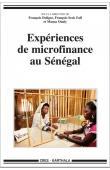 DOLIGEZ François, SECK FALL François, OUALY Mansa (sous la direction de) - Expériences de microfinance au Sénégal