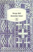 MONGO BETI - Remember Ruben
