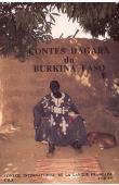 METUOLE SOMDA Jean-Baptiste - Contes dagara du Burkina Faso
