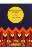 UMUBYEYI MAIRESSE Beata - Lézardes