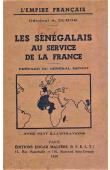 DUBOC A., Général - Les Sénégalais au service de la France