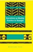 SECK Mamarame - Narratives as Muslim Practice in Senegal