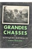 MAHUZIER Albert - Grandes chasses en Afrique Centrale