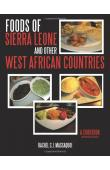 MASSAQUOI Rachel C. J. (Cecilia Jillo) - Foods of Sierra Leone and Other West African Countries: A Cookbook with food related stories