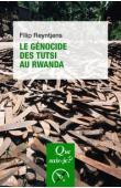 REYNTJENS Filip - Le génocide des Tutsis au Rwanda