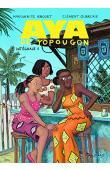 ABOUET Marguerite, OUBRERIE Clément (illustrations) -  Aya de Yopougon. L'intégrale - Tome 1