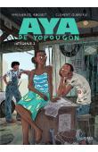 ABOUET Marguerite, OUBRERIE Clément (illustrations) - Aya de Yopougon. L'intégrale - Tome 2