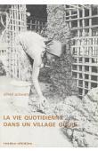 SCHWARTZ Alfred - La vie quotidienne dans un village Guéré