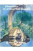DZOKANGA A. - Chansons et proverbes lingala (édition de 1978)