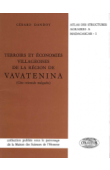 DANDOY Gérard - Terroirs et économies villageoises de la région de Vavatenina, côte orientale malgache