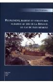 STRYBOL Jan - Peuplement, habitat et structures agraires au sud de la Bénoué. Le cas du pays Mumuye