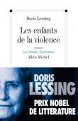 LESSING Doris - Les enfants de la violence. Tome 1: Les enfants de la violence (Nouvelle édition)