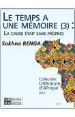 BENGA Sokhna - Le temps a une mémoire.  La caisse était sans proprio (réédion numérique Nena)