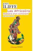 ILIFFE John - Les Africains: histoire d'un continent (éditopn 2016)
