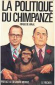 DE WAAL Frans - La politique du chimpanzé (édition 1990)